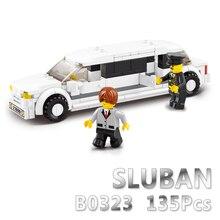 Sluban Model Building Compatible Lego B0323 135pcs