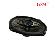 "new Arrival powerful 1200watts 6 x 9"" car louder tweeter speakers, Hi Fi end auto car audio acoustic speaker horn(China)"