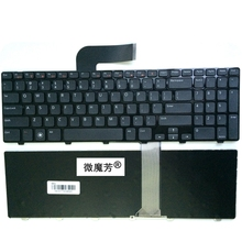 English laptop keyboard For Dell For Inspiron 15R N5110 M5110 N 5110 US(China)