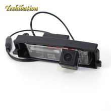 Rearview Camera For Toyota RAV4 RAV-4 RAV 4 2006~2012 Car Rear View Reverse Backup Camera For Parking HD Night Vision(China)