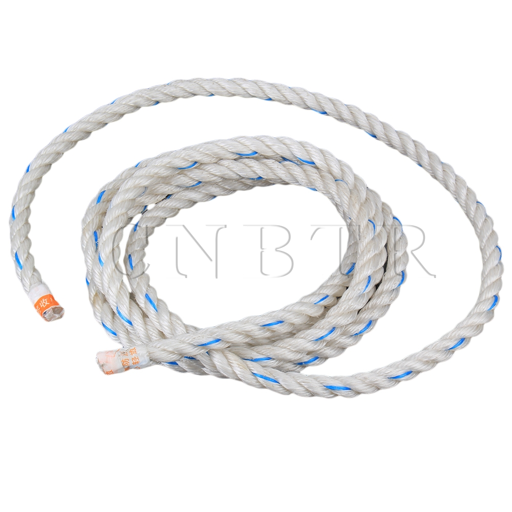 CNBTR 300CM 14mm Dia Premium Twisted Marine Anchor Line Boat Dock Rope Cord Line  <br><br>Aliexpress