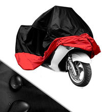 2016 New Car-styling Waterproof Protective Rain Dust Motorcycle Bike Cover XXXL For Yamaha V-Star1100 Motor protection decals