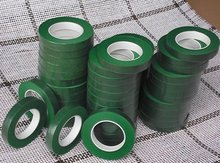 Free shipping Floriculture paper green tape / flower and butterfly accessories DIY handmade 1.2cm*30yards/roll 12rolls/lot