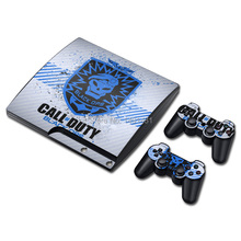 Cool Designs For PS3 skin PVC Protective Skin Cover Sticker For Sony PS3 Games