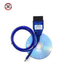 White/Blue For BMW INPA K+CAN K CAN INPA With FT232RL Chip with Switch for BMW INPA K DCAN USB Interface Cable for BMW KCAN Inpa