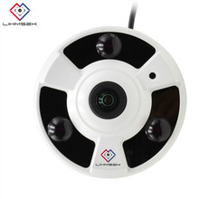 1.3MP 960P 360 Degree Wide Angle Fisheye Panoramic Camera CCTV Camera AHD Infrared Surveillance Camera Security Dome Camera(China)