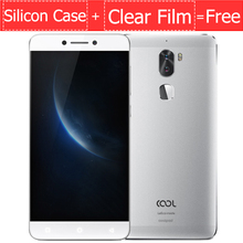 "Original  Coolpad cool 1 dual Leeco cool 1 Dual letv Cool1 Mobile Phone 3GB RAM 32GB 5.5"" FHD 13MP Dual Cameras Fingerprint ID"