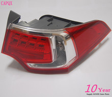 LED outside rear taillights FOR HONDA 2013 2014 SPIRIOR,FOR Europe ACCORD CU2 Tail lights