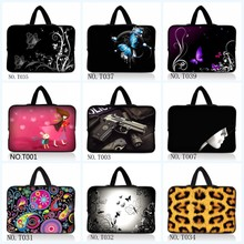 Top quality neoprene Computer Bag Notebook PC Cover tablet Sleeve Case 10 12 11.6 13.3 13 14 15 15.6 17 inch Laptop Bags Pouch