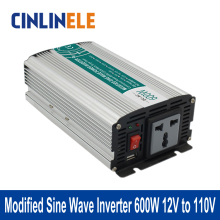 Shine Series Modified Sine Wave Inverter 500W CLM500A-121 DC 12V to AC 110V 500W Surge Power 1000W Power Inverter 12V 110V