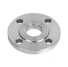 4 hole 304 stainless steel flange stainless steel flange plate PN10 welding flange(China)