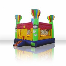 Factory customized Inflatable Moonwalk Bounce House for Kids For Sale, Residential Inflatable mini bouncy castle(China)