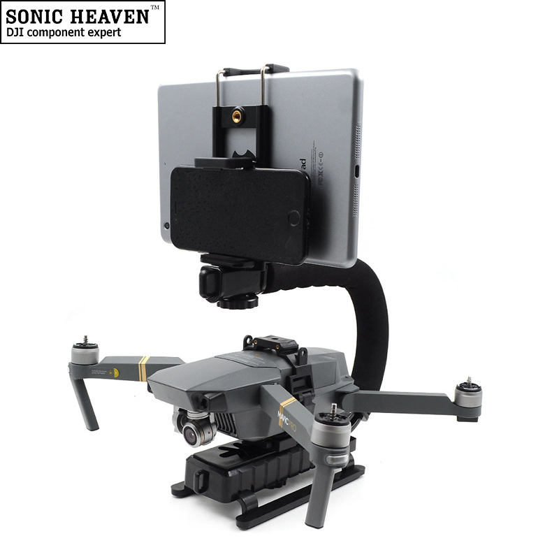 Multifunction Type U Stabilizer Handheld Gimbal Refit Part Frame Kit for DJI Mavic RC Foldable Drone Spare Part Accessories