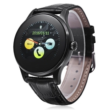 2017 New Original K88H Smart Watch IPS Screen Heart Rate Monitor MTK2502 Bluetooth smartWatch Pedometer Dialing For IOS Android(China)