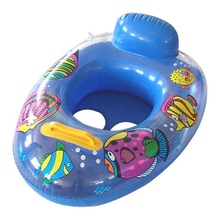 High Quality New Arrival Colorful Soft Inflatable Baby Child Safety Seat Float Raft Chair Water Swimming Pool