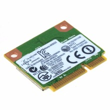 Notebook Computer Network Cards DW1703 AR5B225 Wireless N Bluethooth BT 4.0 Combo Mini Card Fit For Dell Laptop P20