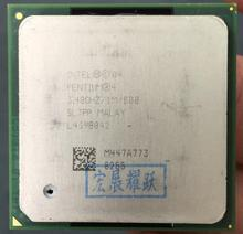 Intel Pentium 4 P4 3.4GHz P4 3.4 P4 3.4E Socket 478 1M 800 SL7PP EO specifications P4 3.4E(China)