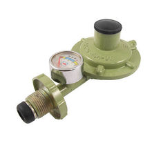 Cooker 21mm Male Thread Single Flow LP Gas Pressure Regulator Valve(China)