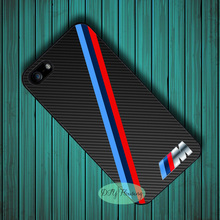 For silm BMW M Series M3 M5 logo case for iphone X 4s 5s 5c 6s 7 8 Plus Samsung s3 s4 s5 mini s6 s7 s8 edge plus Note 3 4 8(China)