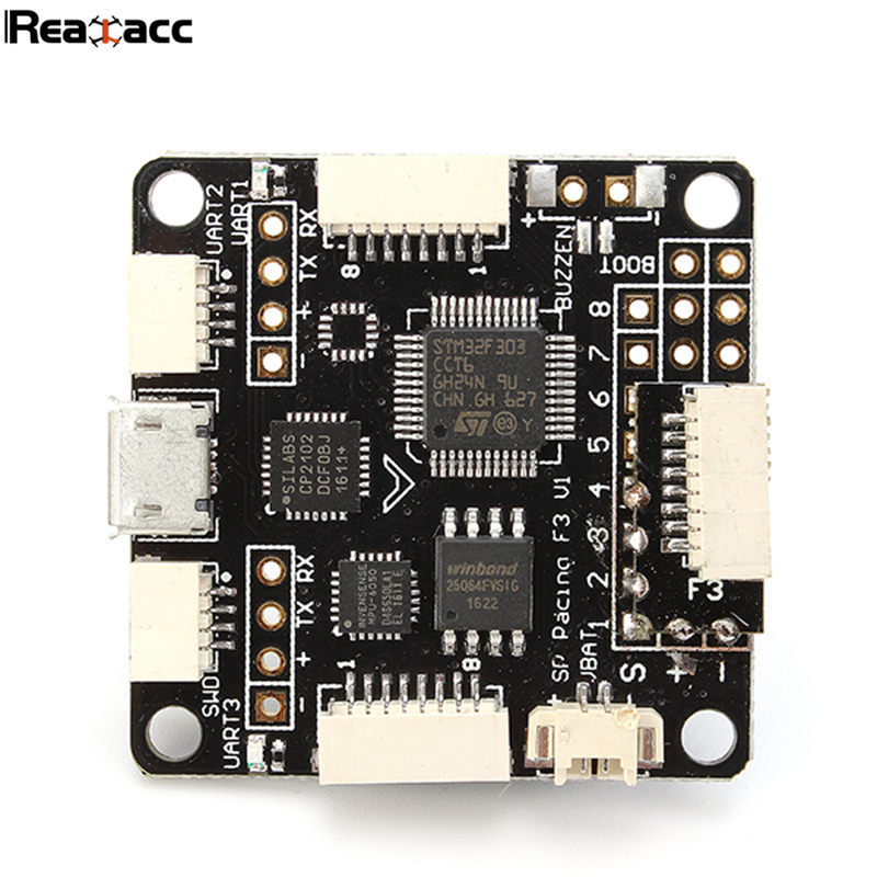 Original Realacc GX210 Customised F3 ACRO Flight Controller RC Models Quadcopter Frame Kit Accessories