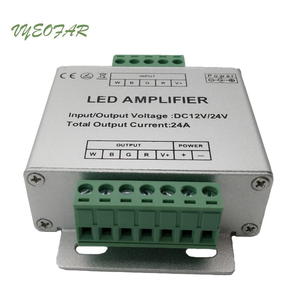 24A RGBW amplifier-4_