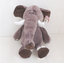 Free Shipping Elephant Plush toys,Elephant doll,Nice cute toy for kids baby toys Christmas present
