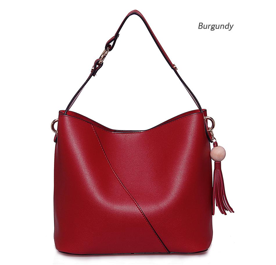 Leather Bag Luxury PU Women Shoulder Bags Handbag Brand Designer Bags New 17 Fashion Ladies Hand Bag Women's Bolsa Feminina 14