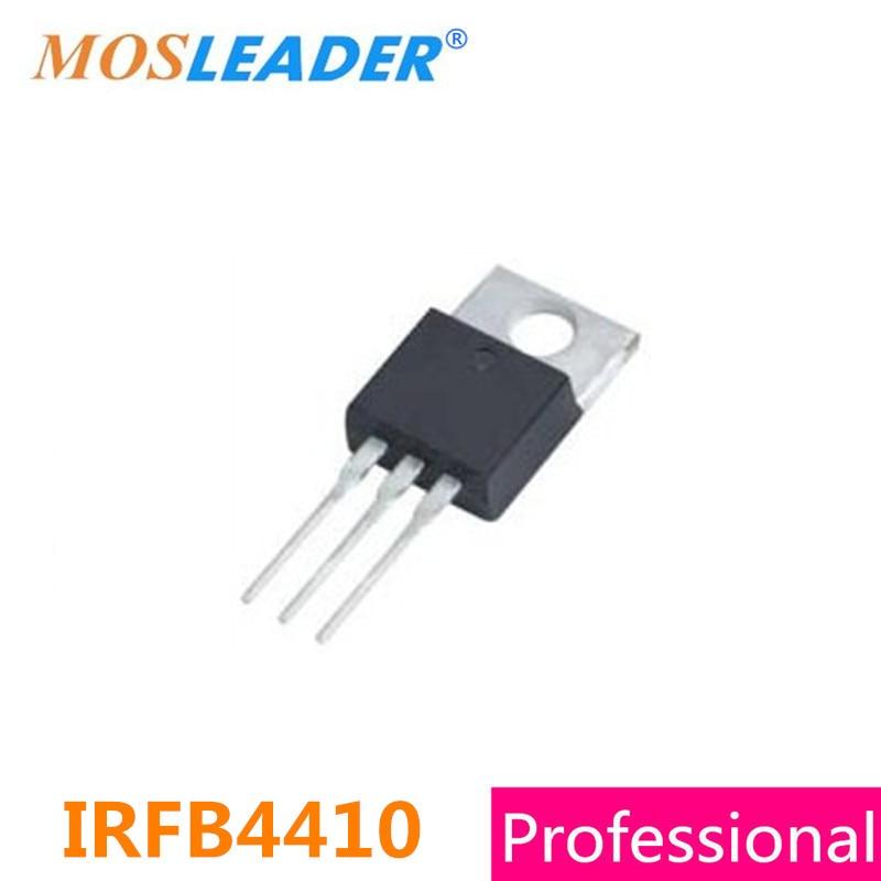 IRFB4410ZPBF TO220 50PCS 100PCS 100V 97A IRFB4410 IRFB4410Z  DIP Original High quality<br>