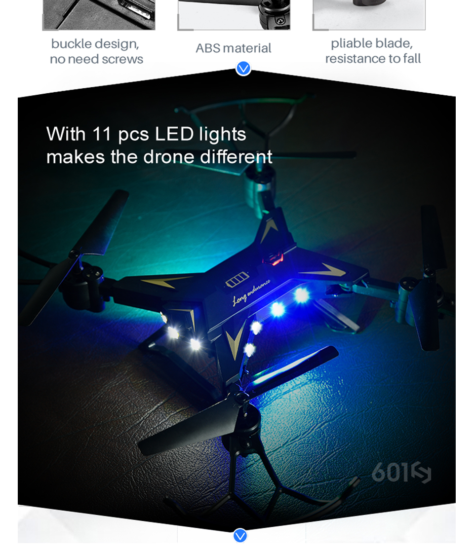 T-Rex RC Helicopter Drone with Camera HD 1080P WIFI FPV RC Drone Professional Foldable Quadrocopter Long Battery Life 13