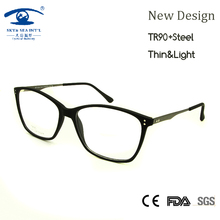 New 2016 Italy Design TR90 Women's Prescription Eyewear Frames Super Light Butterfly Glasses Frame Womans Vintage Myopia