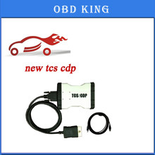 free china post new version 201503/01for green pcb 8.0 tcs cdp pro best quality for cars &trucks 3 in 1 fuction(China)