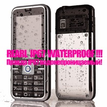 Real IP67 waterproof big button feature phone long standby battery mobile phone X-MAN suppot Russian Turkish Arabic Hebrew(China)