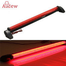12V 48 LED Brake Lights Red Car Automobile Third Stop Rear Tail High Mount Stop Lamp Warning Sign Bulb