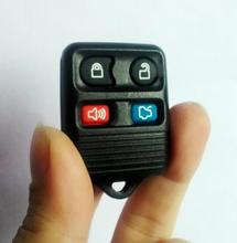 for FORD Mustang Explorer Mercury Mountaineer Lincoln Navigator Keyless Entry 4 button Remote Key shell(China)