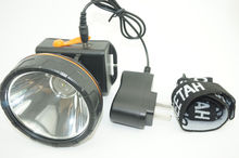10W Power White LED Miner Light Headlight Mining Lamp Hunting Camping Fishing Free shipping