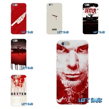 Dexter Morgan Fan Art Poster Silicon Soft Phone Case For Huawei G7 G8 P8 P9 Lite Honor 5X 5C 6X Mate 7 8 9 Y3 Y5 Y6 II(China)