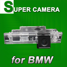 For Sony CCD BMW 120i E81 E87 F20 Car Back Up Reverse Rear View Parking Cam Camera HD Waterproof System Kit for GPS Navigation(China)