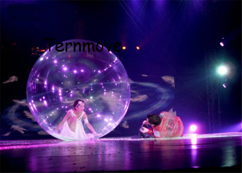 1mm-TPU-Transparent-Inflatable-Dance-Ball-Zorb-Ball-For-Sale-Clear-Bubble-Inflatable-Stage-Dance-Ball
