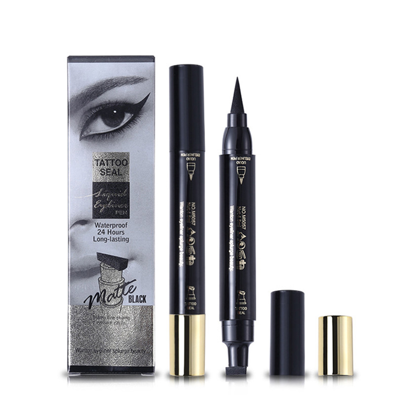 Back To Search Resultsbeauty & Health Manooby Hot Quick Dry Eye Liner Pencil Cosmetics Tool For Women Seal Liquid Black Eyeliner Waterproof Long-lasting Cosmetics Eyeliner