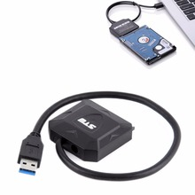 Hot selling USB3.0 TO 22PIN SATA 3.0 Female 2.5inch 6Gb Hard Disk Drive HDD SSD Adapter Cable USB TO SATA Cable Promotion