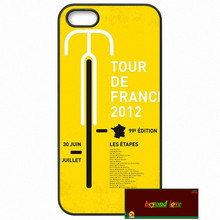 Tour de France Grand Depart Coque Cover case for iphone 4 4s 5 5s 5c 6 6s plus samsung galaxy S3 S4 mini S5 S6 Note 2 3 4 DE0239