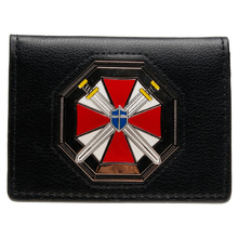 Resident Evil Umbrella Corporation Tri-fold Wallet DFT-2028(China)