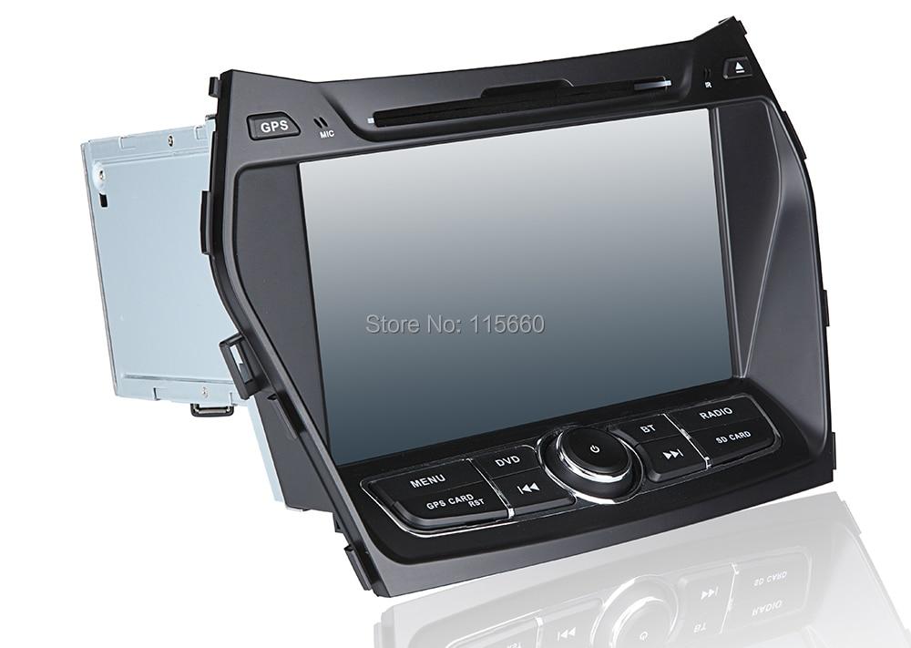 Car DVD GPS for Hyundai IX45 Santefe A2