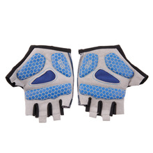 Promotion Sports Gloves Road Bike Gloves Breathable Riding Half Finger Mountain Bicycle MTB Cycling Gloves for Kids Boys Girls