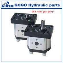 CBN series 20cc 12v gear pump hydraulic pump all type gear pump(China)
