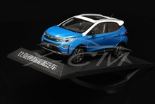 Diecast Car Model BYD Yuan 1:18 (Blue & White) + SMALL GIFT!!!!!!!!!!