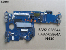 KEFU Cheap system board laptop motherboard For Samsung N140 BA92-05864A BA92-05864B Testing Fast Ship(China)
