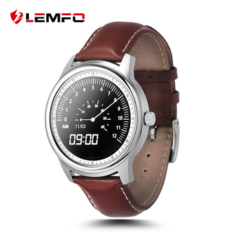 Lemfo lem1 smart watch mtk2502 smartwatch para android ios teléfono