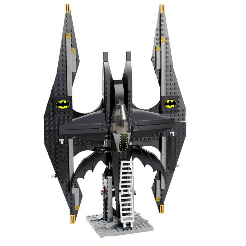 7782 Batmobile The Tumbler Building Bricks Blocks Sets Toy Compatible with Lepine 7112<br>