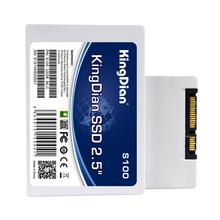 (S100-32GB) KingDian SSD hard drive disk 32G  2.5 SATA2 for KKPOS Thin Clint laptop SSD 32GB